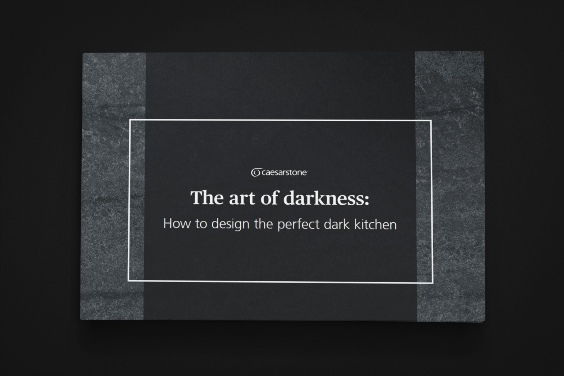 The art of darkness ebook