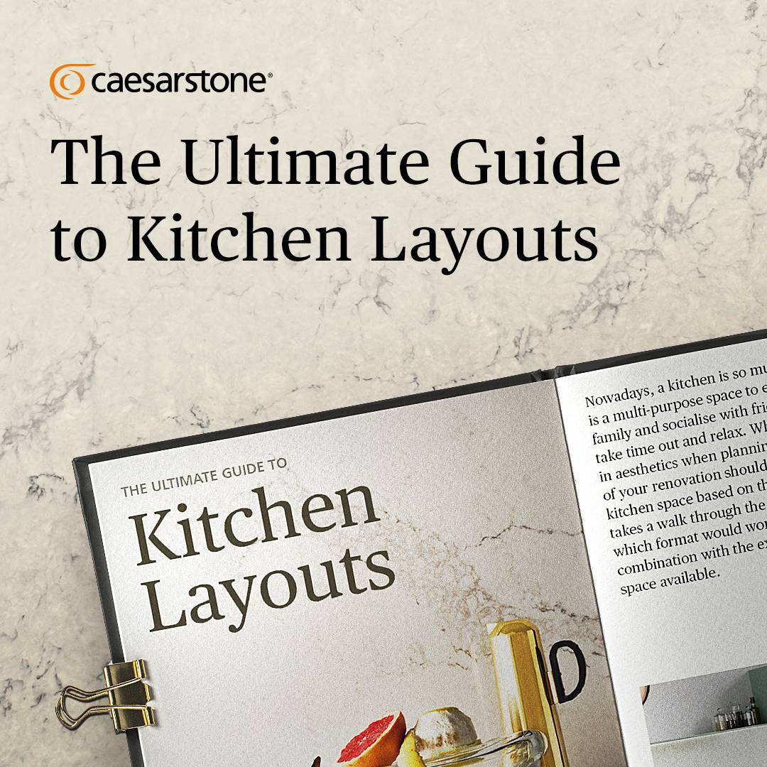 The Ultimate Guide to Kitchen Layouts